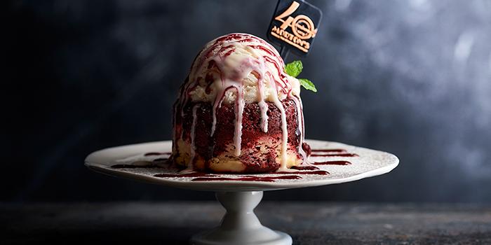 Red Velvet Cake from Morton