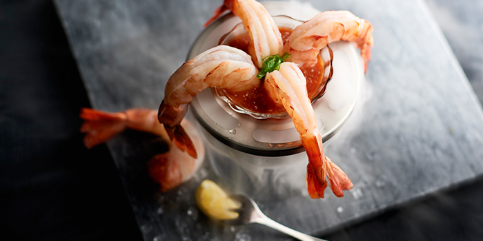 Shrimp Cocktail from Morton