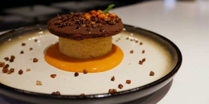 Food of INKWOOD Restaurant & Bar located in Changning District, Shanghai
