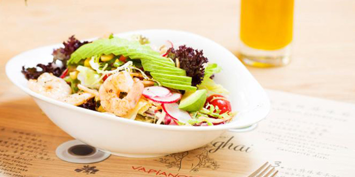Food of Vapiano (Lujiazui) Located in Pudong District, Shanghai