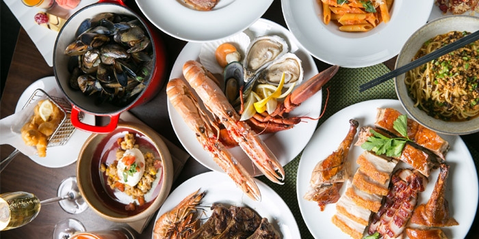 Food of Five Live Located in Qingpu District, Shanghai