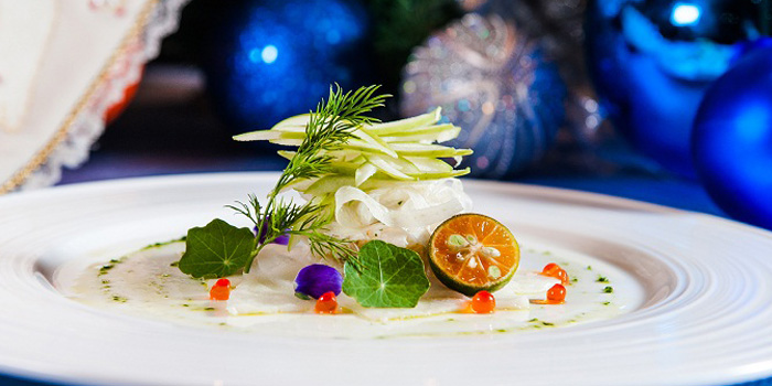 Food of Oceans (Banyan Tree Shanghai on the Bund) located in Hongkou District, Shanghai