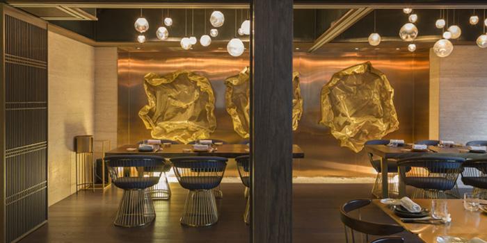 Indoor of UMI Restaurant & Terrace Located in Jing