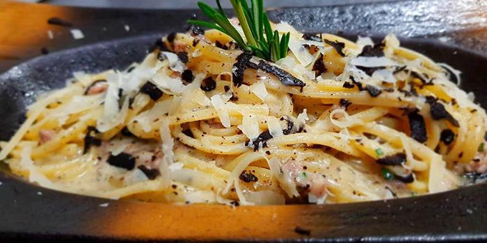 Pasta from Palatino Roman Cuisine located in Xuhui, Shanghai