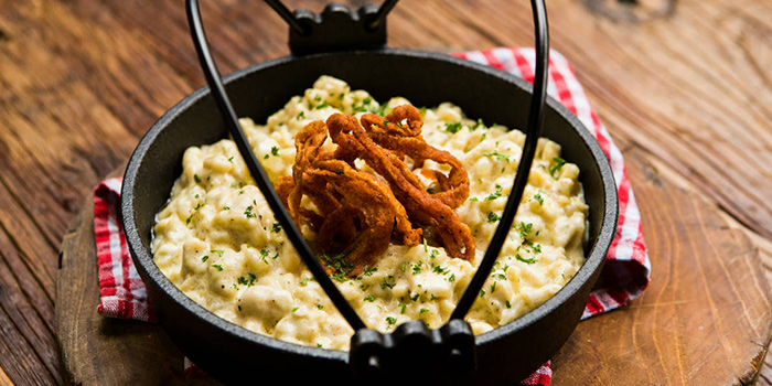 Risotto from Zeitgeist located on Haifang Lu, Jing