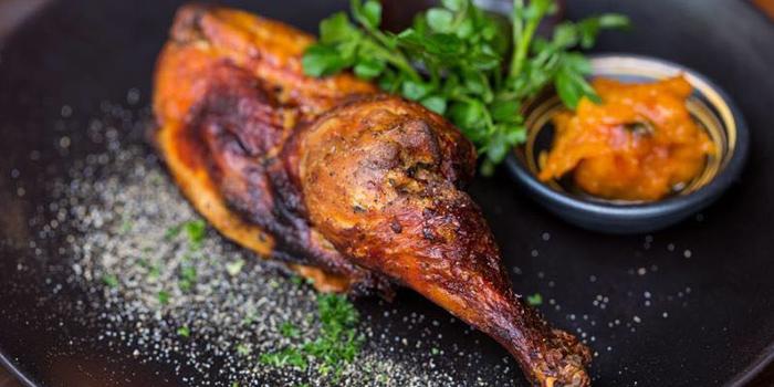 Roast Chicken from Husk in Jing