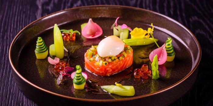 Appetizer of seul & SEUL located on Shimen Yi Lu, Jing