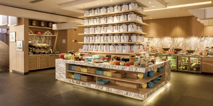 Indoor of Quay (Hotel Indigo Shanghai on the Bund) located in Huangpu, Shanghai