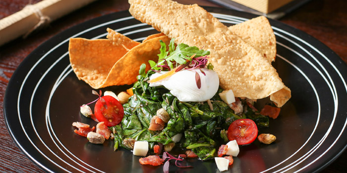 Salad of KIWIANA (EXPO) located in Pudong, Shanghai