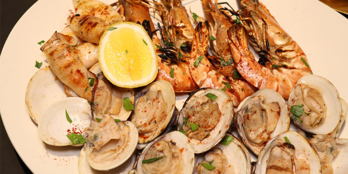 Seafood of Light & Salt Backstage located in Huangpu, Shanghai