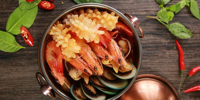 Seafood of Quay (Hotel Indigo Shanghai on the Bund) located in Huangpu, Shanghai