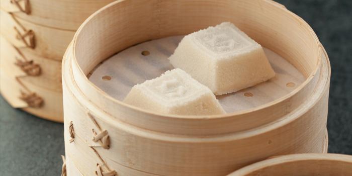 Cake of Gui Hua Lou located in Pudong Shangri-La, Shanghai