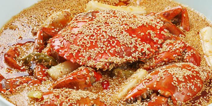 Crab of MAURYA EMPIRE (IAPM) located in Xuhui, Shanghai