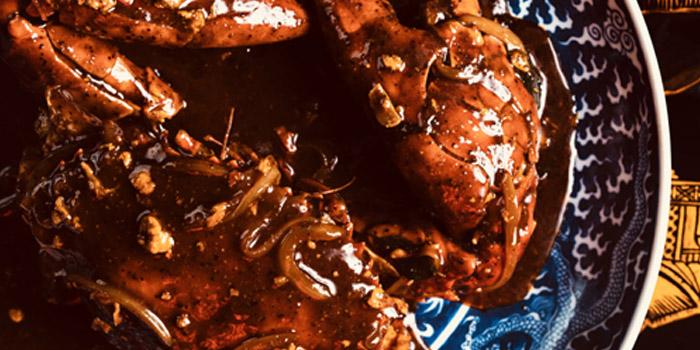 Crab of Lion Exotic Cantonese Cuisine located in Huangpu, Shanghai