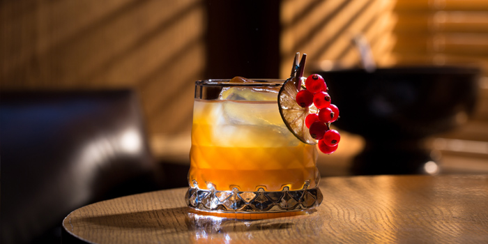 Drink of Punch Room (The Shanghai EDITION) located in Huangpu, Shanghai