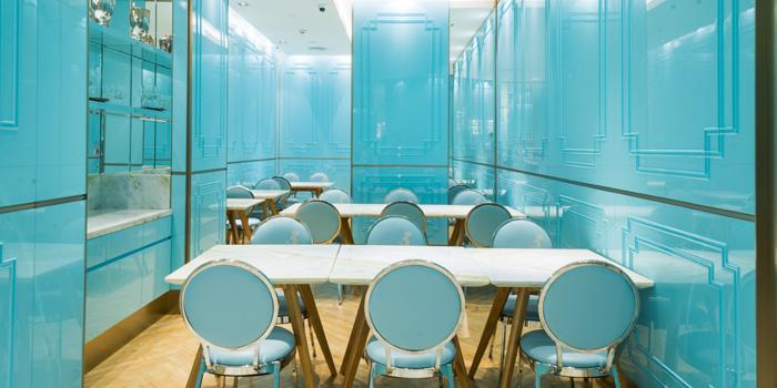 Indoor of MAURYA (Changning Raffles City) located in Changning, Shanghai