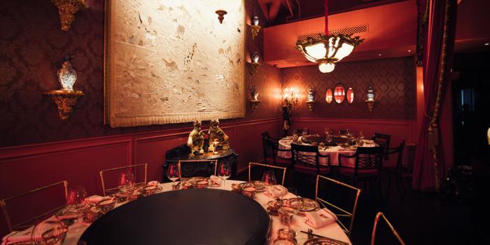 Indoor of Lion Exotic Cantonese Cuisine located in Huangpu, Shanghai