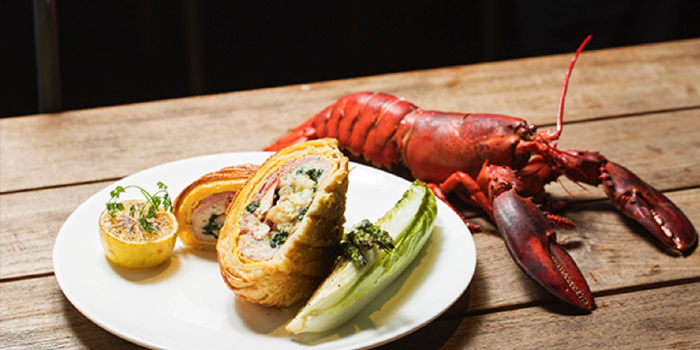 Lobster of The Bull and Claw located in Xuhui, Shanghai