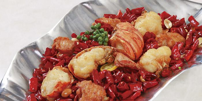 Lobster of MAURYA EMPIRE (IAPM) located in Xuhui, Shanghai
