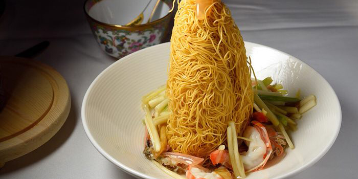 Noodle of Lion Exotic Cantonese Cuisine located in Huangpu, Shanghai