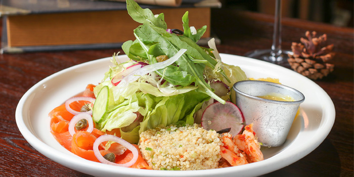 Salads of KIWIANA Sports Bar & Kitchen located in Xuhui, Shanghai