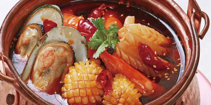 Seafood of MAURYA EMPIRE (IAPM) located in Xuhui, Shanghai