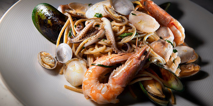 Seafood of Frasca located in Jing