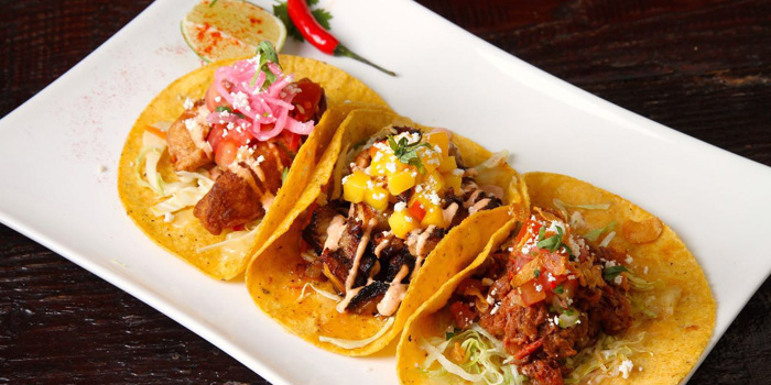 Tacos of Beef of MAYA in Jing