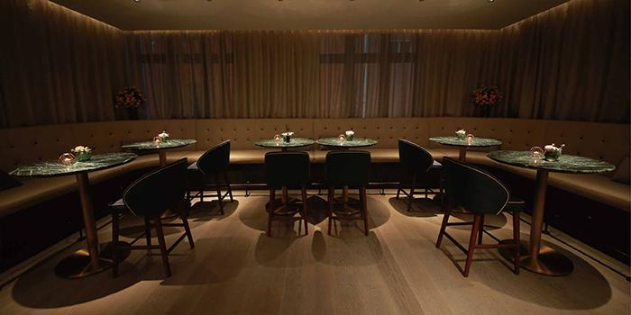 Lounge of Mia Fringe Dining & Lounge located in Huangpu, Shanghai