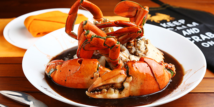 Pepper Crab from Barbarossa located in People