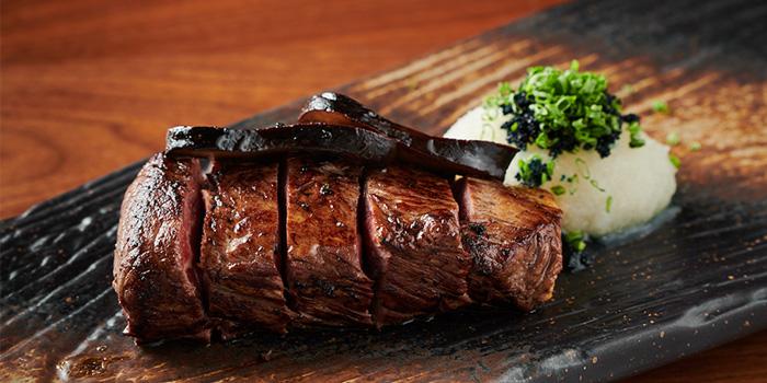 Beef of Sushi Raku located in Jing