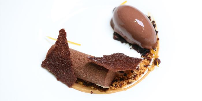Chocolate of The Pine At Rui Jin located in Huangpu, Shanghai