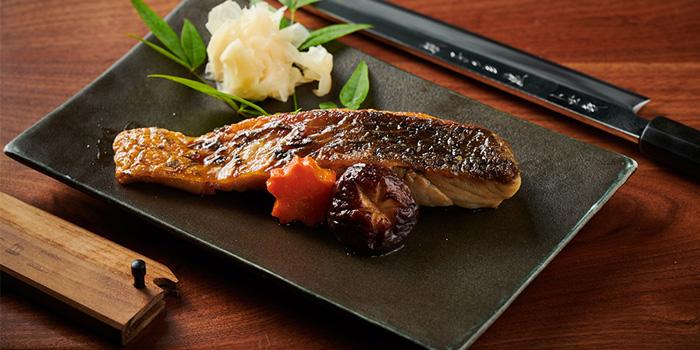 Fish of Sushi Raku located in Jing