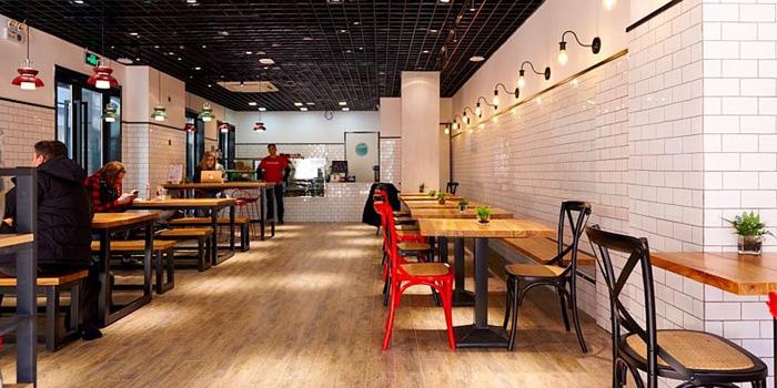 Indoor of Pie Society (Canteen Jing