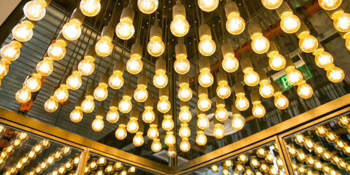 Indoor of Mr Pancake (Meiyuan Lu) located in Jing