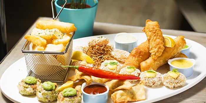 Platter of Hooked located on Julul Lu, Luwan, Shanghai