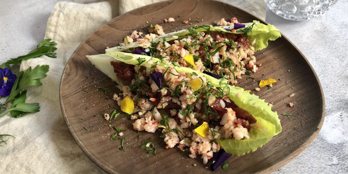 Salads of of The Beach House(Julu Lu) located in Jing