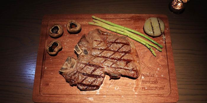 Steak of Pasha Turkish Restaurant in Huangpu, Shanghai