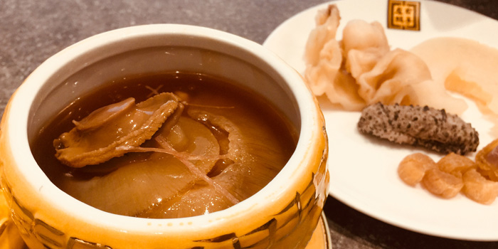 Soup of Starz Kitchen (Shanghai Centre) located in Jing
