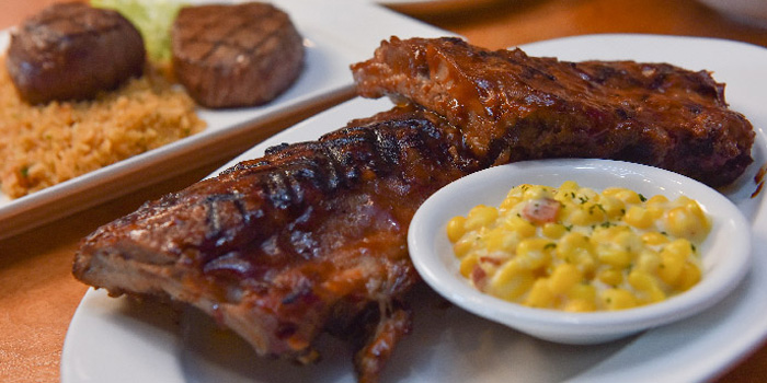 Beef of Texas Roadhouse located in Pudong, Shanghai