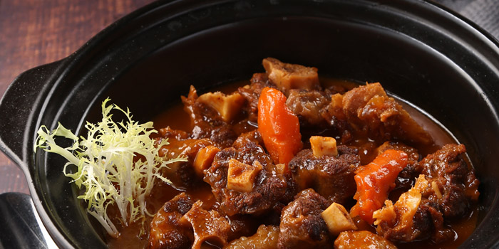 Beef of Starz Kitchen (Shanghai Centre) located in Jing