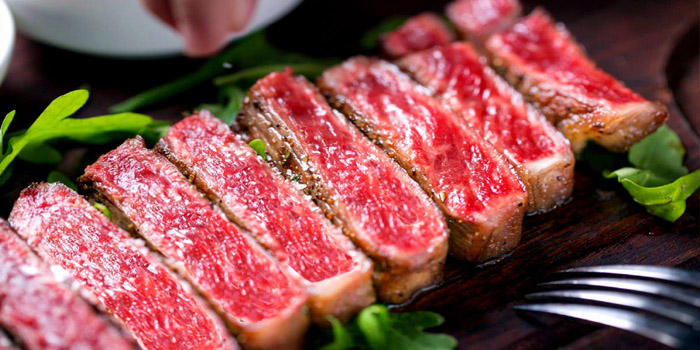 Beef of Jstone. Italian Kitchen & Bar (Shimao Tower) located in Pudong, Shanghai