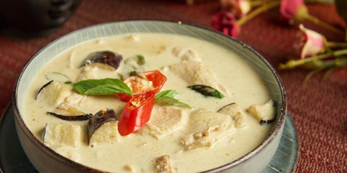 Curry from Urban Thai