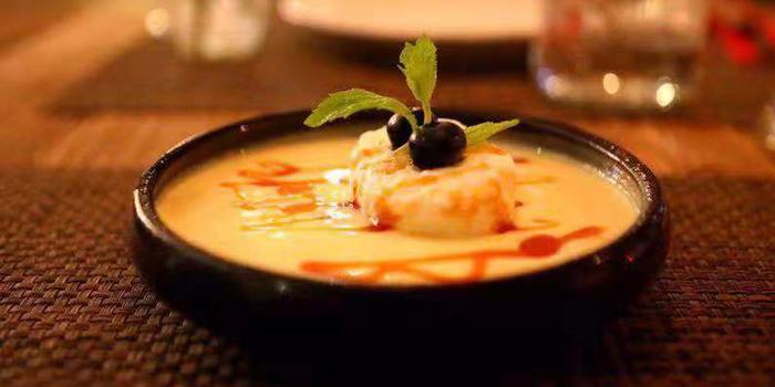 Dessert of Chez JOJO located in Xuhui, Shanghai