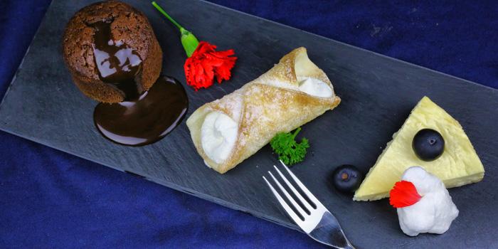 Dessert of Yakushima (Oyado Hotel) located in Putuo, Shanghai