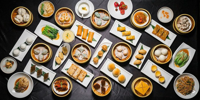 Dim Sum of Yuexuan Chinese Restaurant (Hilton Shanghai Hongqiao) located in Minhang, Shanghai
