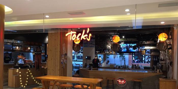 Indoor of Tock's (Nanjing Xi Lu) located in Jing