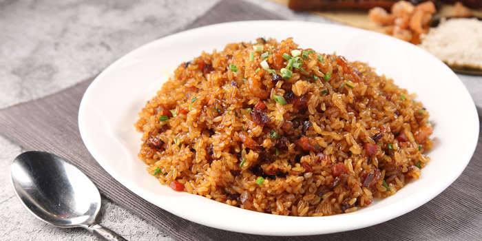 Rice of Starz Kitchen (Shanghai Centre) located in Jing