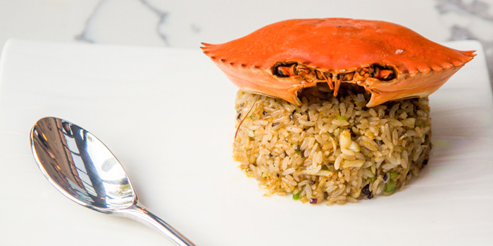 Rice of Ministry Of Crab located in Huangpu, Shanghai