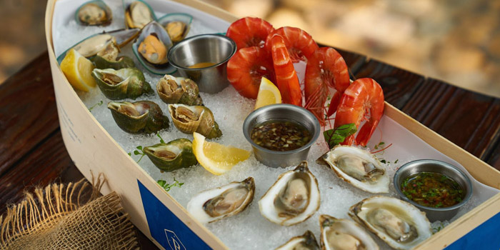 Seafood of Cotton